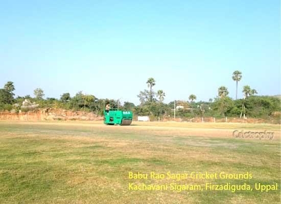 Babu Rao Sagar Cricket Grounds for Rent