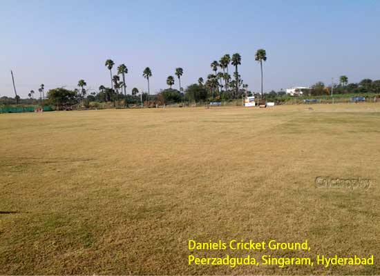 Daniel Cricket Ground