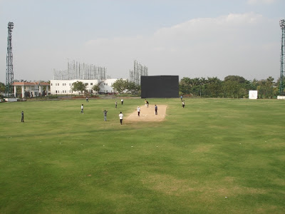 Lahari Resorts Cricket ground