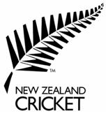 New Zealand cricket logo