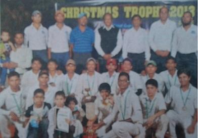 Robin and Bilal teams won the Christmas cup 2013