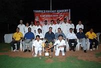 Christmas Trophy 2013- Announced