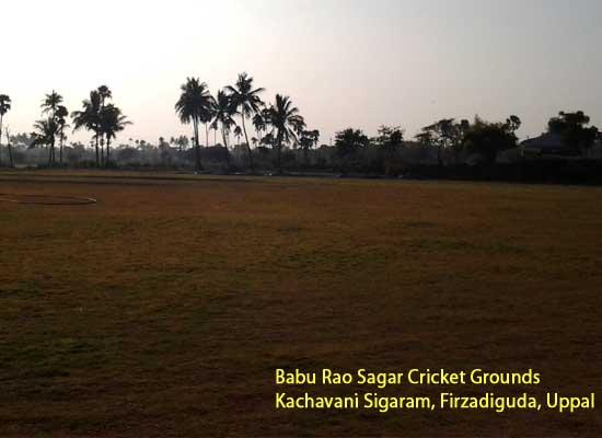 Babu Rao Sagar Cricket Grounds, Sagar B