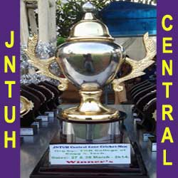JNTUH Central Zone Cricket Tournament