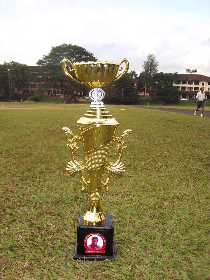 Calistus Sujeevan Trophy 2014