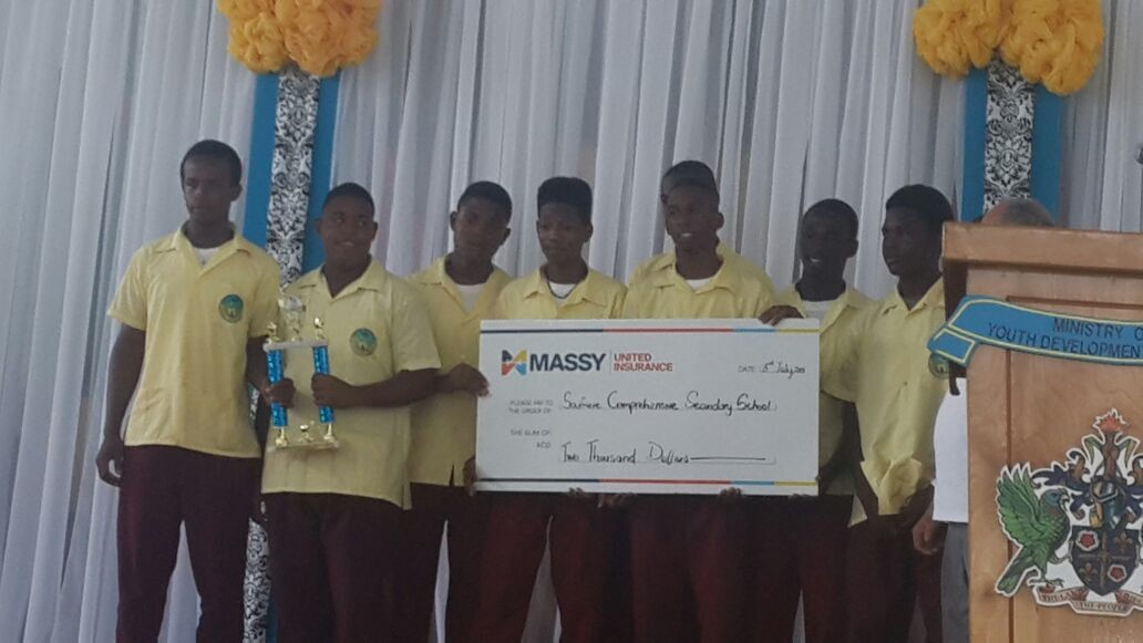 Soufriere Secondary Champions