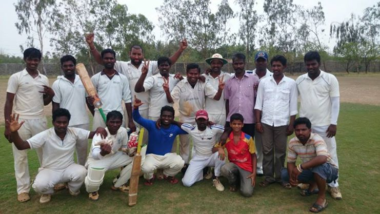 11 STAR CRICKET CLUB SENDURAI