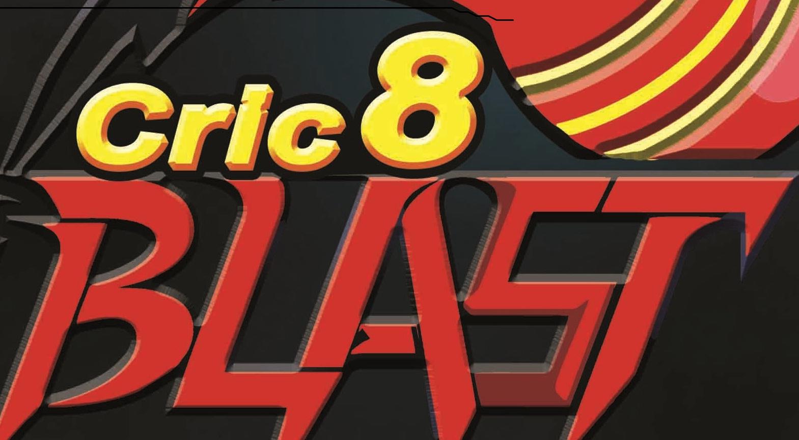 Cric8 Blast