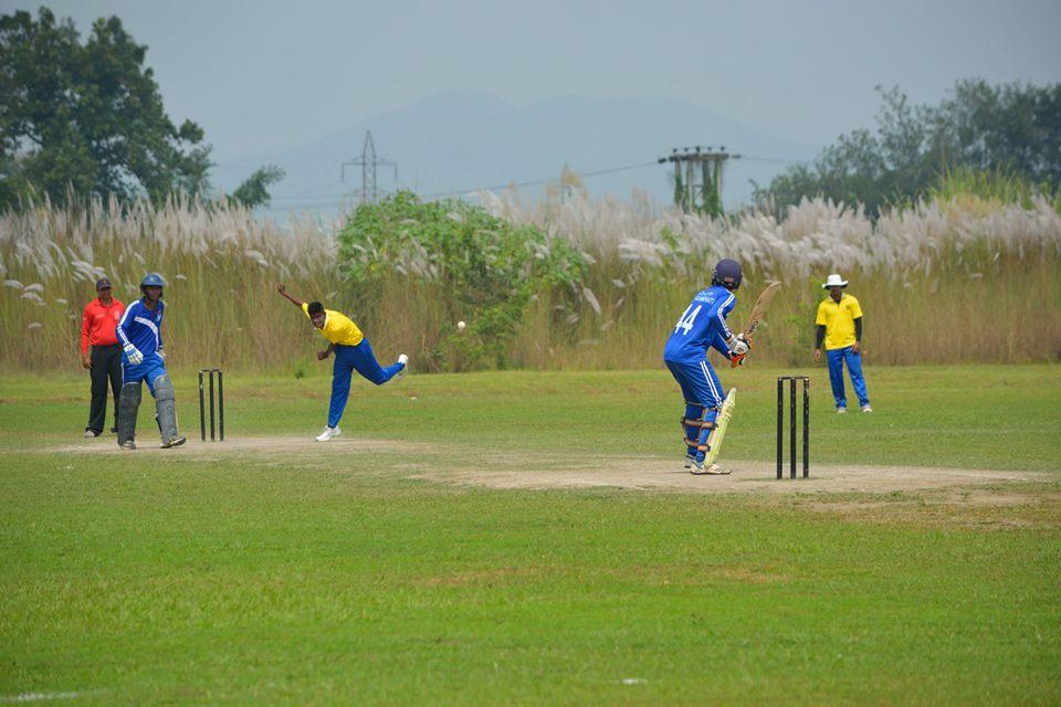 IITG Cricket Ground 2