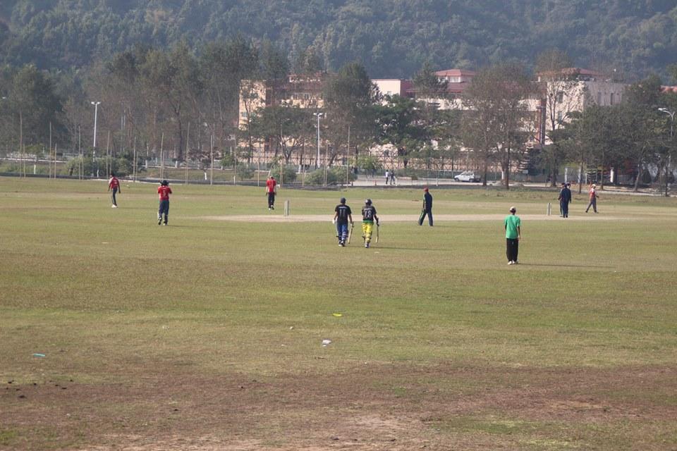 IITG Cricket Ground 1