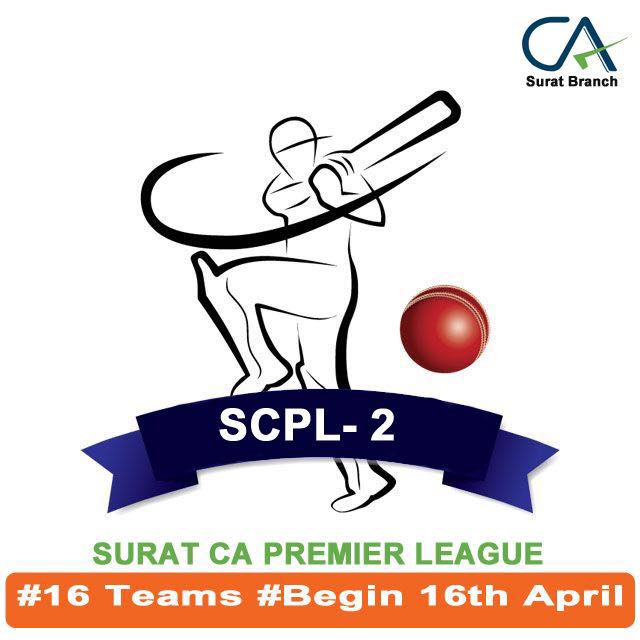 Surat Chartered Accountants Premier League 2