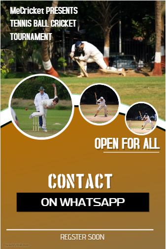 MeCricket League