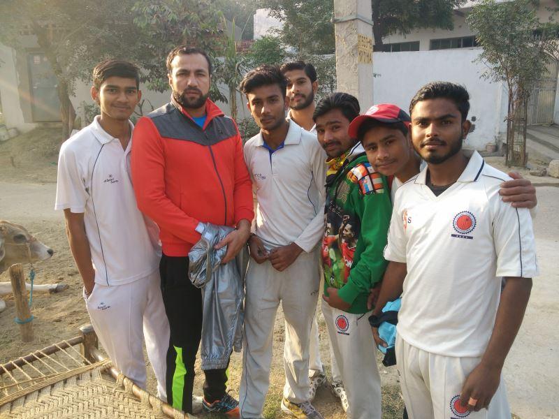 Husaini cricket tour ...