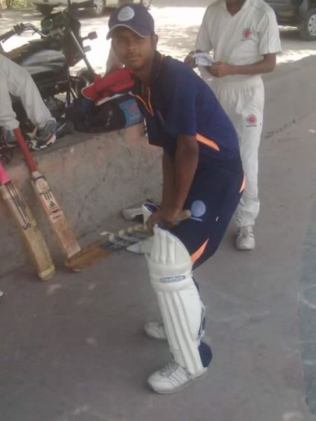 Husaini cricket club tounament