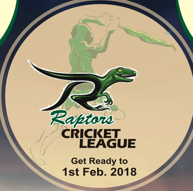 Raptors Cricket League