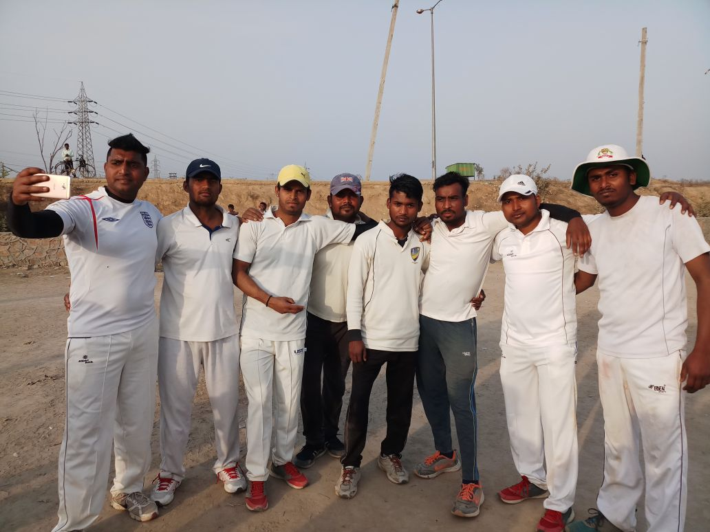 BRAVE BOYS CRICKET TEAM